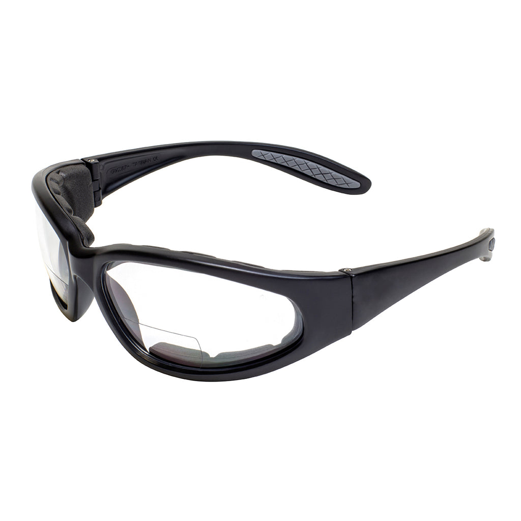 Global Vision Hercules 1 Bifocal A/F Motorcycle Safety Sunglasses