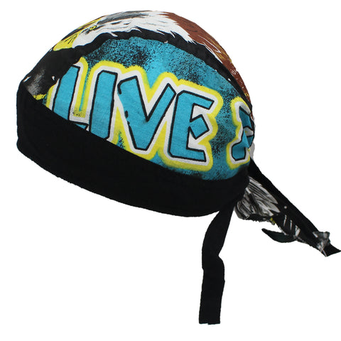 Live to Ride Du-Rag