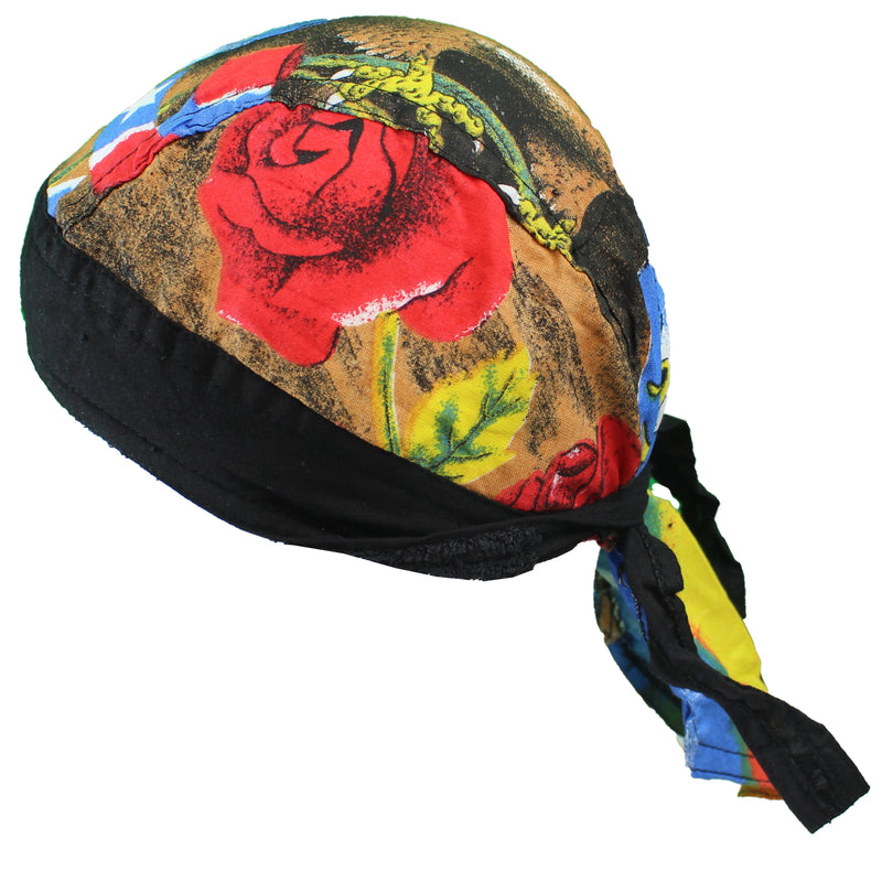 Eagle Rose Du-Rag