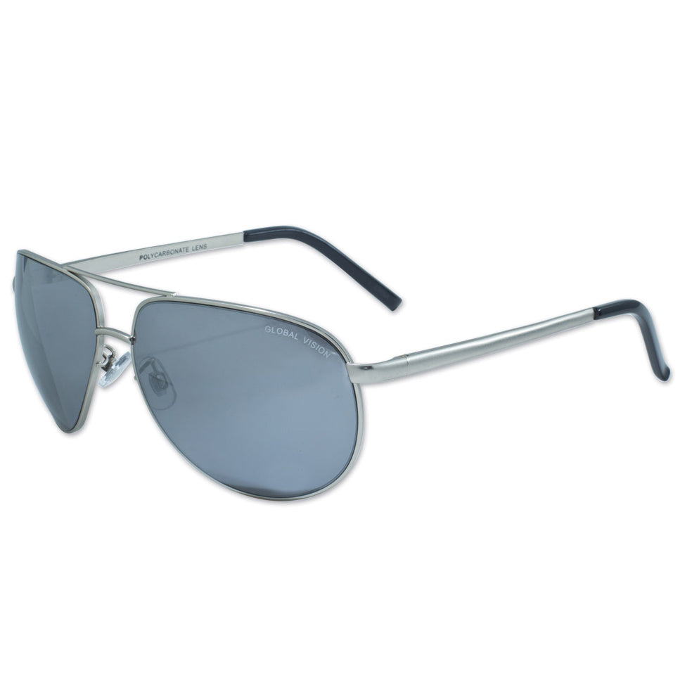 Global Vision Aviator Sunglasses