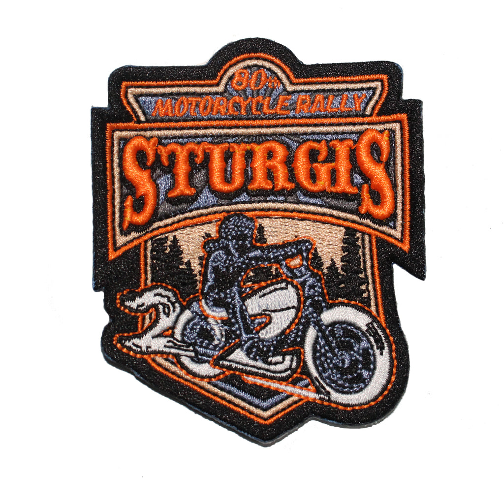 2020 Sturgis Motorcycle Rally Rider Patch