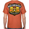 2018 Biketoberfest Daytona Beach Official Logo T-Shirt