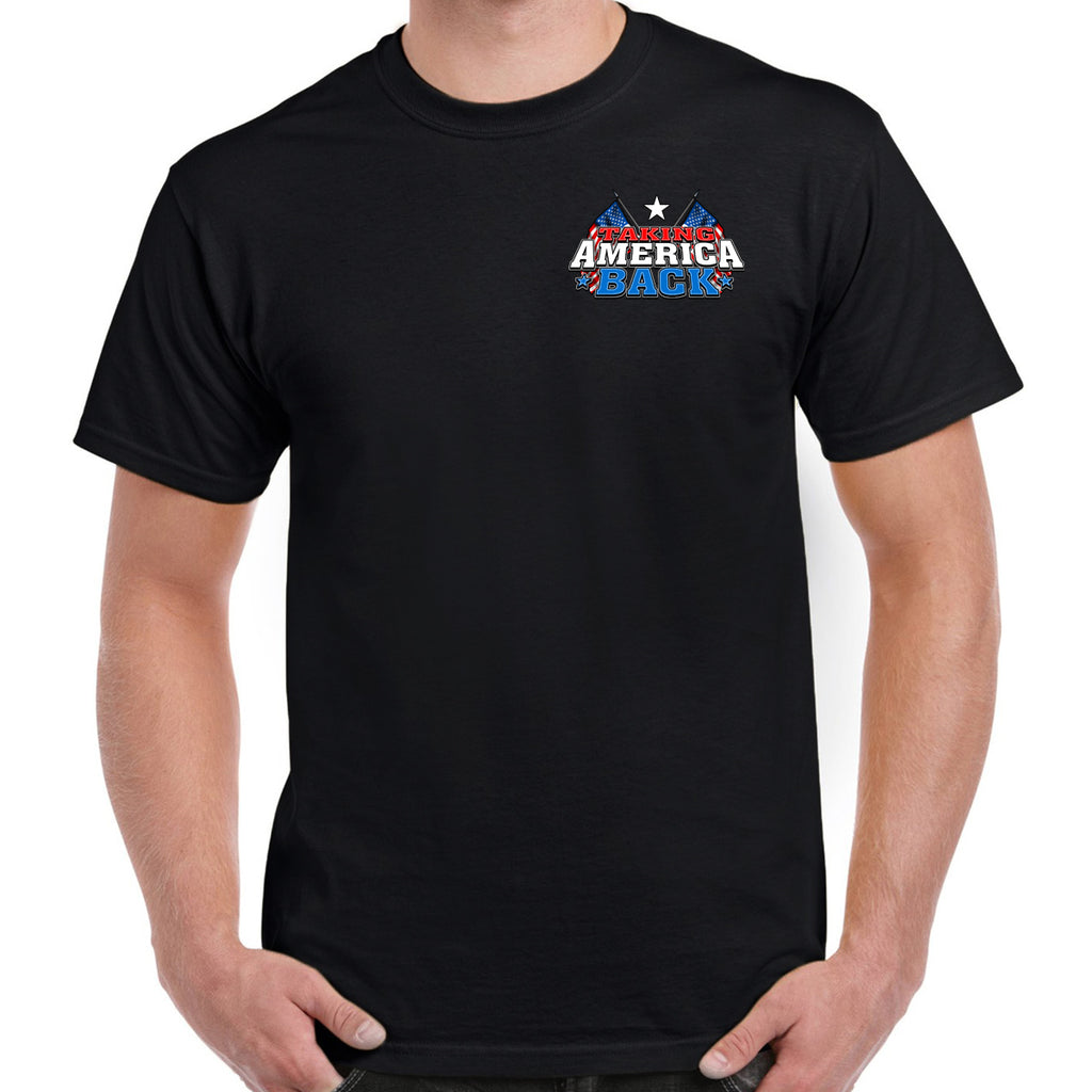 Taking America Back 2024 Trump & Desantis T-Shirt