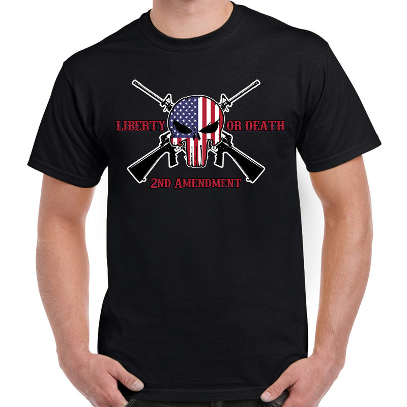The Punisher 2nd Amendment T-Shirt