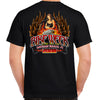 Nostalgia 2008 Bike Week Daytona Beach Winged Chick T-Shirt