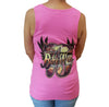 LADIES 2016 75TH ANNIVERSARY BIKE WEEK TANK TOP