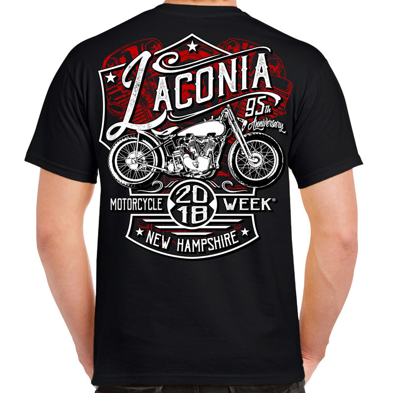 2018 Laconia Motorcycle Week Speed Demon T-Shirt