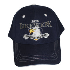 2018 Bike Week Daytona Beach Embroidered Chopper Hat