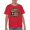 2020 Kids Bike Week Daytona Beach Beach Sunset Bike T-Shirt