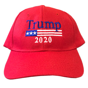 Trump 2020 Flag Hat