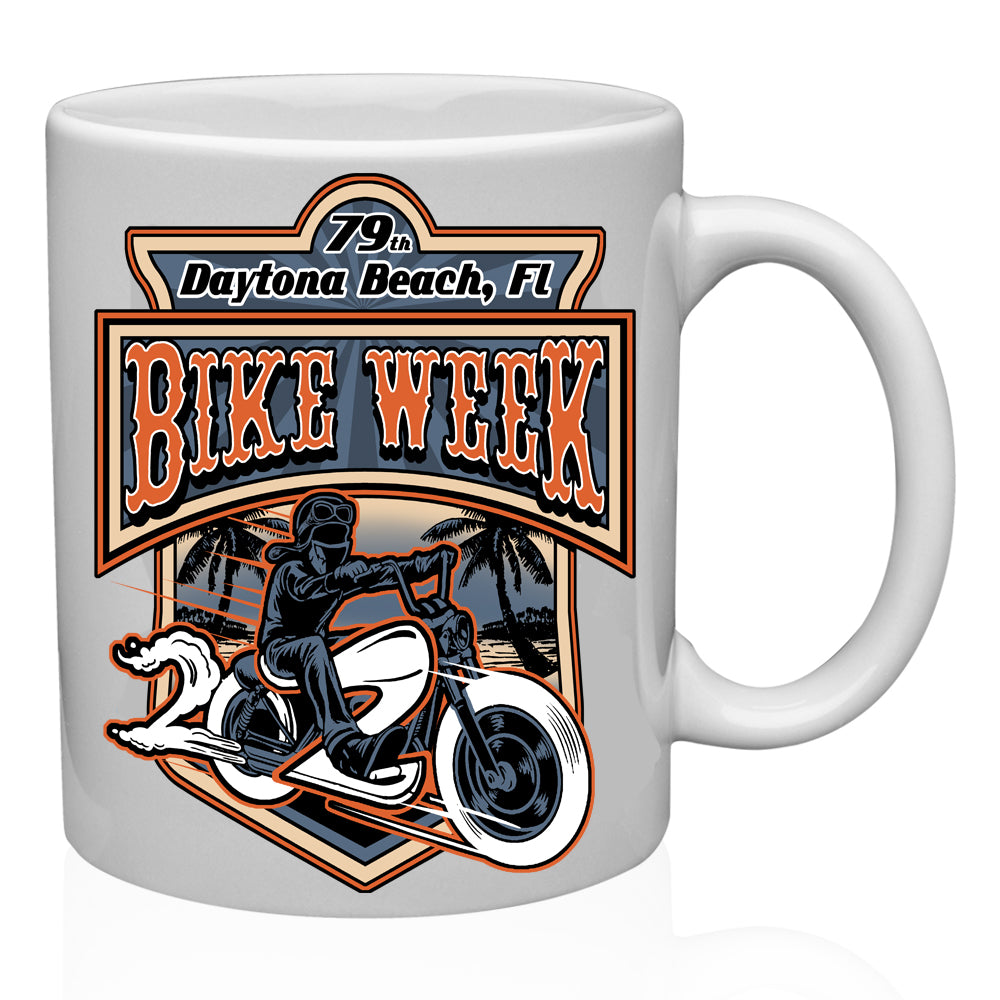 2020 Bike Week Daytona Beach Rider Mug