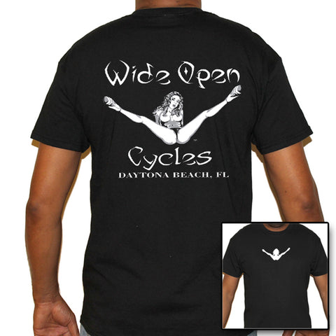 Wide Open Cycles Original T-Shirt