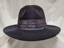 Load image into Gallery viewer, Fedora in Navy (7) CCH-1954