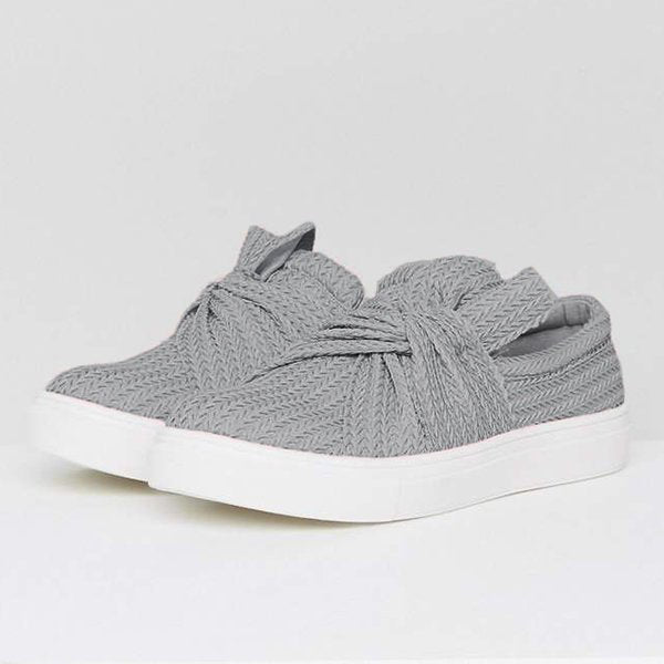Thishoes Hot Sale Women Casual Canvas Flat Sneakers