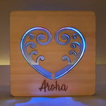 "Load image into Gallery viewer, ""Aroha"" Lamp"