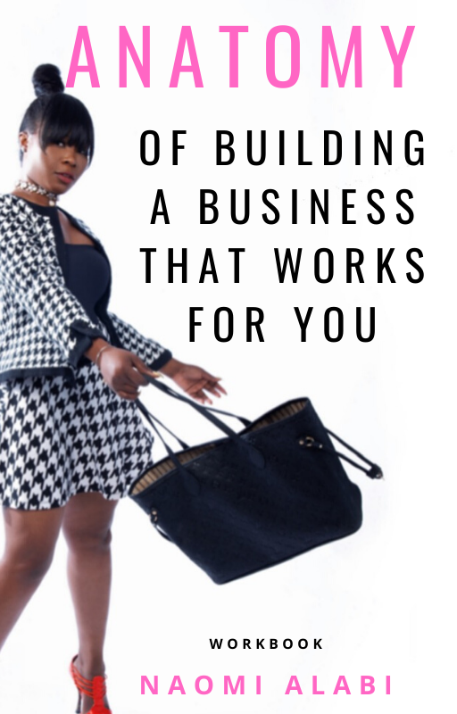 Ebook: Anatomy of building a business that works for you