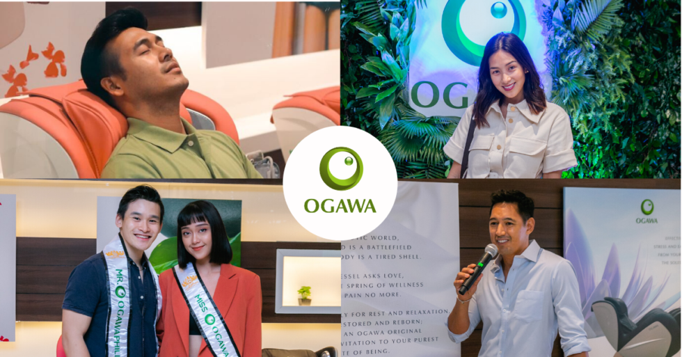 Discover The Art of Wellness with OGAWA