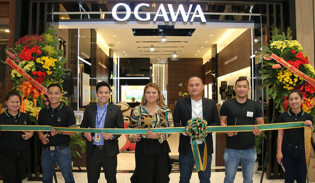 OGAWA Brings the Art of Wellness in Cebu