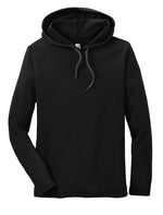 Cotton Long Sleeve Hooded T-Shirt