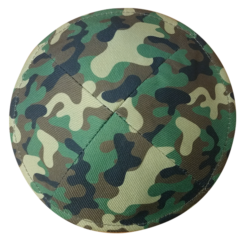Army Kippah with Clips | Kippahs & Yarmulkes | Klipped Kippahs