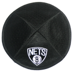 Brooklyn Nets Kippah with Clip | Kippahs & Yarmulkes | Klipped Kippahs