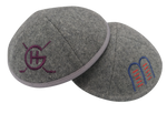 Custom Wool Kippah
