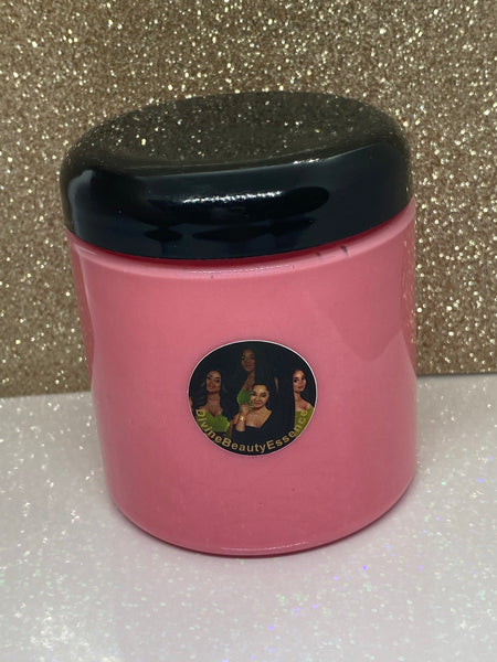 PINK PEDAL PRE MIXED GLOSS (8OZ JAR)