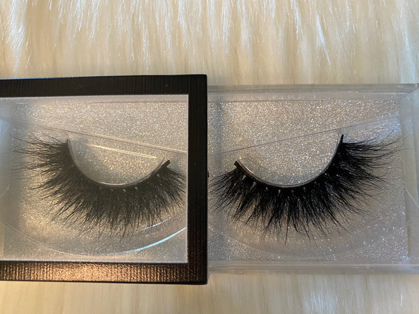 Naughty Not Nice (Luxury Lashes)
