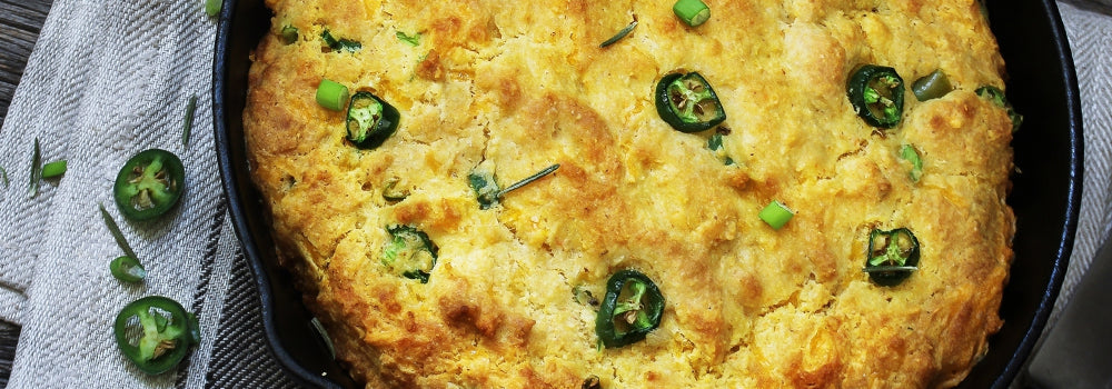 View Jalapeno Cornbread Recipe