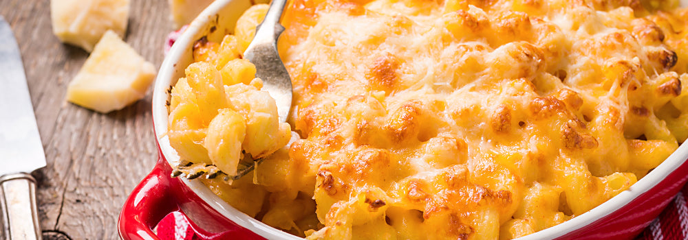 View Sabrina's Southern-Style Mac 'n Cheese Recipe