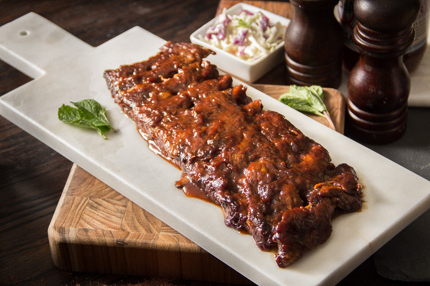 Bubba S Boneless Bbq Baby Back Ribs Fully Cooked