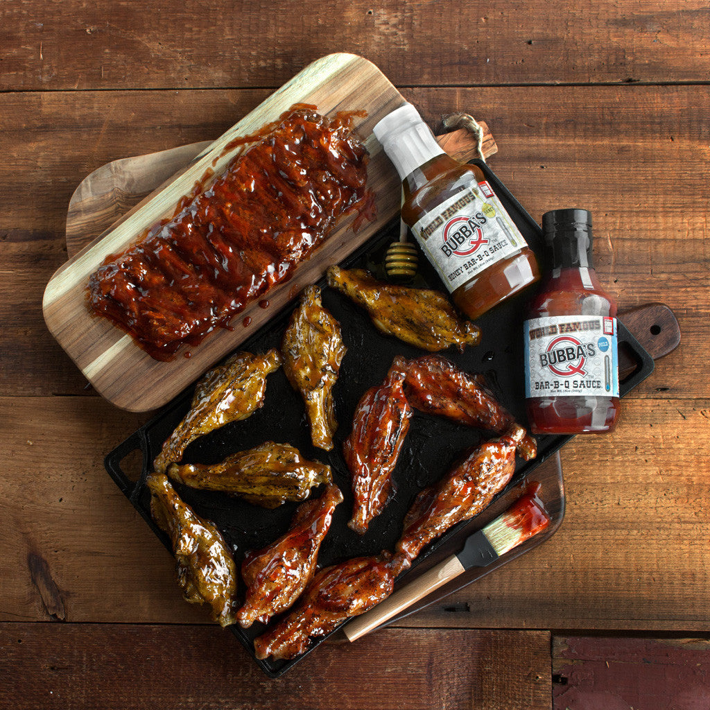 Bubba's Boneless BBQ Lover Pack