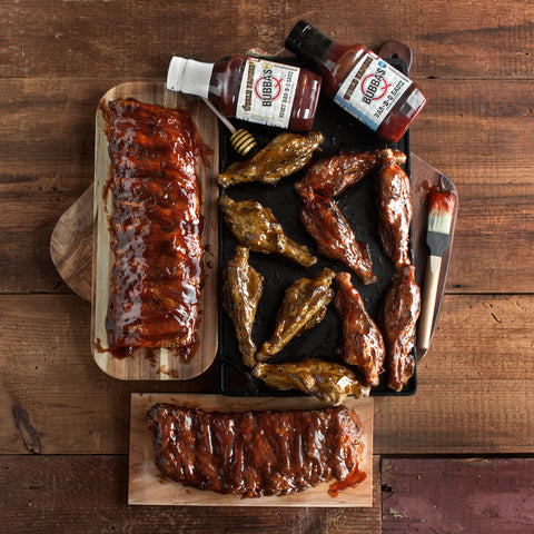 The Ultimate Bubba's BBQ Pack