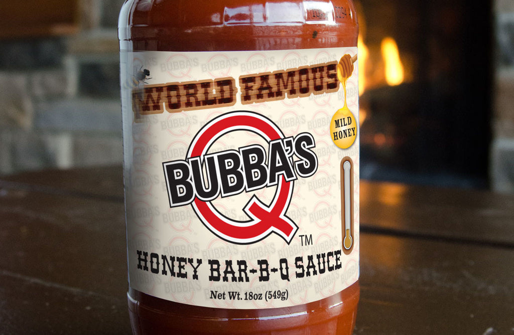 Bubba's-Q Bar-B-Q Sauce - Honey