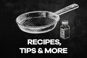 Recipes Tips & More