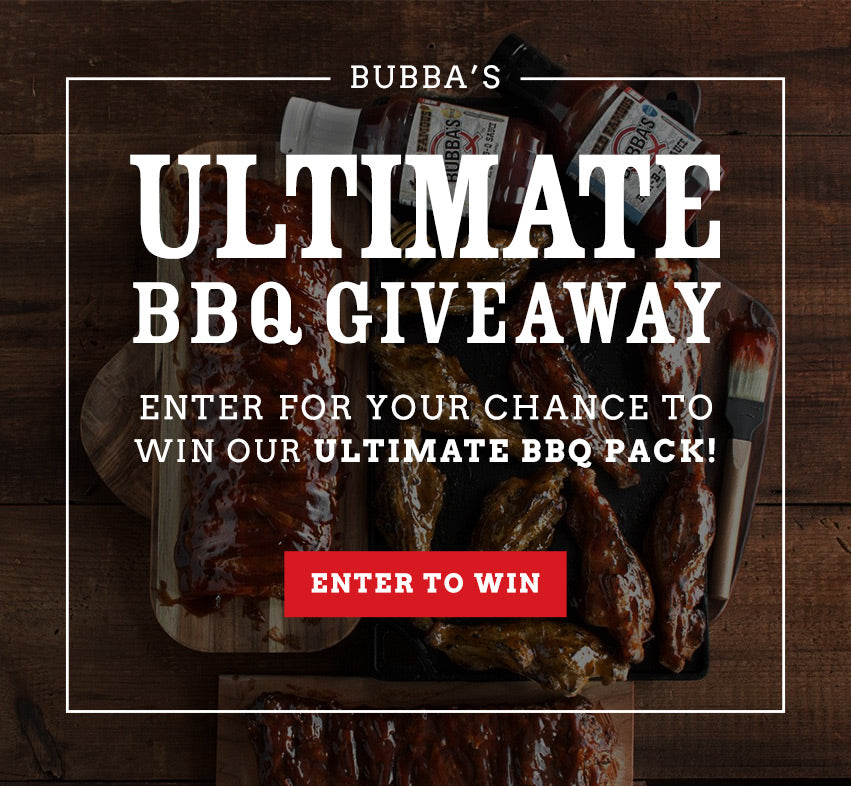 Click here, to enter to win our Ultimate BBQ pack!