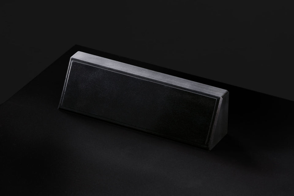 Nameplate - Camber - Black