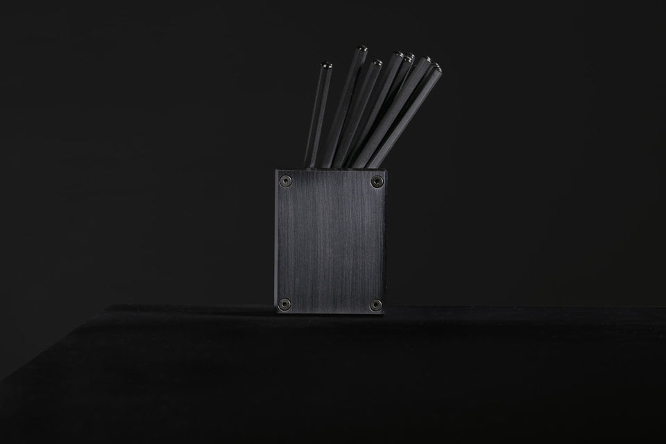 Pen Holder - Black