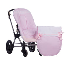 Load image into Gallery viewer, Artenas Pink Pram Liner