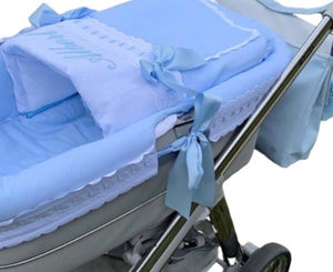 Artenas Carrycot Liner and inner footmuff