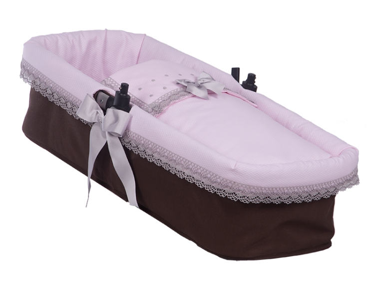 Holly Carrycot Liner and inner footmuff