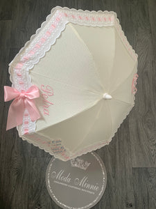 Cream Artenas Spanish Parasol
