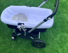 Load image into Gallery viewer, White Artenas Carrycot Liner