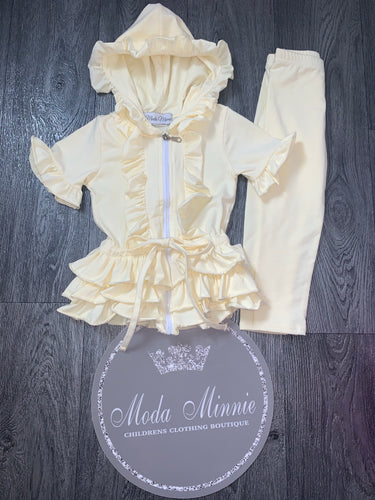 *Pre-Order* Lemon Moda Minnie Ruffle Lounge Set