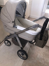 Load image into Gallery viewer, Grey Artenas Carrycot Liner