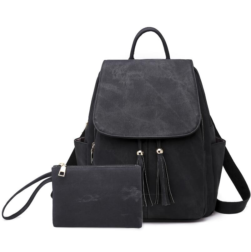 2pcs Leather Bag for Women