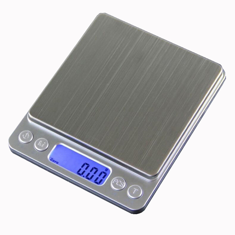 Kitchen Portable Digital for Pocket Scale 3000g x 0.1g Mini  3kg 0.1g Precision Weight Gold Gram