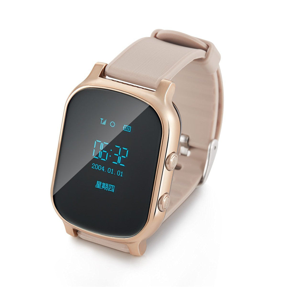 T58 GPS Tracker Smart Watch