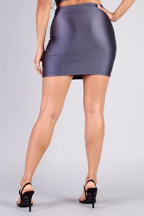 Sexy Mini Pencil Skirt