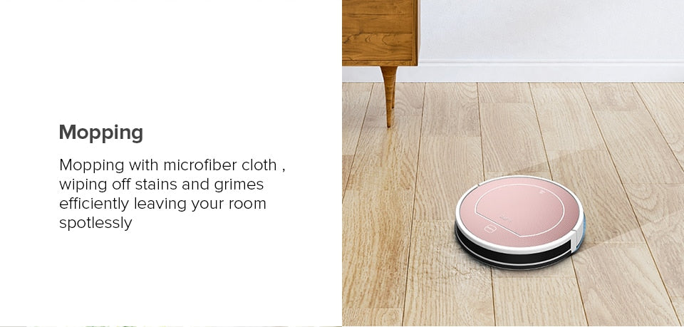 ILIFE V7s Plus Robot Vacuum Cleaner